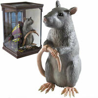 Harry Potter - Scabbers 19cm Magical Creatures-14 Statue Hobby Brand New