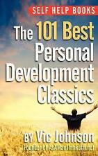 NEW Self Help Books: The 101 Best Personal Development by Vic Johnson