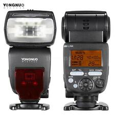 YONGNUO YN660 Wireless Master Slave Flash Speedlite for Canon Nikon Pentax O8D4