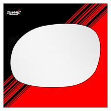 Plaque arrière de remplacement miroir verre-summit SRG-634B - compatibles avec peugeot 206 lhs