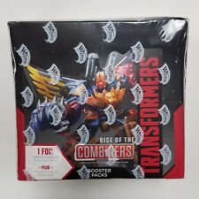 WOTC Transformers Trading Card Game RISE OF THE COMBINERS Booster Box Sealed