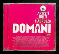 Artisti Uniti Per L'Abruzzo – Domani 21/04.2009 - CD - CD009033