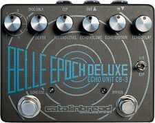 Catalinbread Belle Epoch Deluxe Tape Echo Delay Guitar Effects Pedal