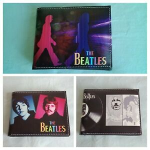 The Beatles Bi-Fold Wallets