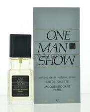 Jacques Bogart One Man Show For Men Eau De Toilette 1 OZ 30 ML Spray