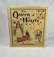 RARE - Vintage Queen of Hearts Children's Picture Book by Randolph Caldecott