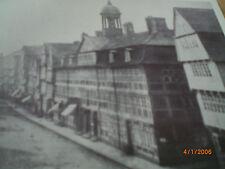 Hamburg - Fotografien von Höge um 1870 - Spitalerstraße und Pferdemarkt