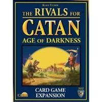 Mayfair Boardgame Rivals for Catan - Age of Darkness Expansion NM