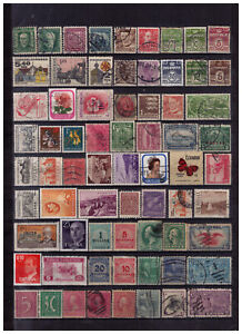 Worldwide lot Europe USA South America Asia Minor classic vintage &more #325