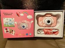 Kids Digital Camera Child Camcorder, Girls Birthday Toy Gifts BNIB