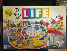 Milton Bradley THE GAME OF LIFE Board Game 2000 Hasbro Complete