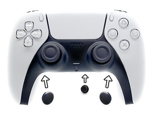 Modded Controller For PS5 - Rapid Fire, Remap Buttons, Drop Shot & More