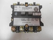 NEW WESTINGHOUSE CONTACTOR A201KICB MODEL B SIZE SZ 1 27 A AMP 208V COIL