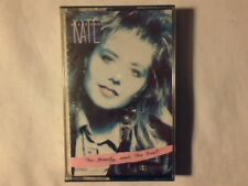 KATE The beauty and the beat mc cassette k7 ITALY GULBRANDSEN SIGILLATA SEALED!