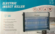 Fraxinus Electric Fly Zapper Insect Bug Killer Electronic UV Light