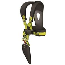 Ryobi LINE TRIMMER SHOULDER HARNESS Padded Straps & Shaft Clamp, Japanese Brand