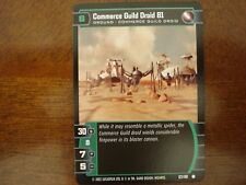 Star Wars TCG AOTC x8 Commerce Guild Droid 81
