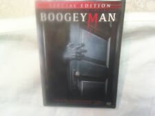 The Boogeyman (DVD, 2005, Special Edition) - FACTORY SEALED!