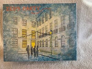 Zed's Party - Have You Been Invited? - Rare Board game BNIB Sealed