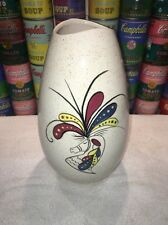 Vintage Holland Mold mid century Ceramic Vase hand painted Kitsch Horse Head