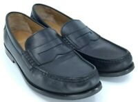 Cole Haan Pinch Friday Penny Loafer Mens 11.5M Black Leather Slip On Shoe C23847