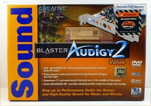 Creative Sound Blaster Audigy PCI (SB0400) Sound Card