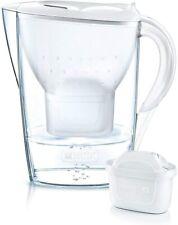 1 Brita Wasserfilter Marella weiß NEU + 1 Maxtra+ Filterkartusche NEU