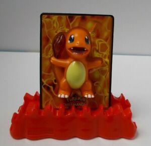 Pokemon Power 3D Card Charmander Burger King 2000 Excellent