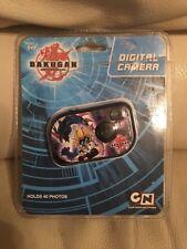 Digital Camera Bakugan Battle Brawlers Cartoon Network, Holds 40 Photos New
