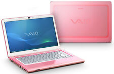 pink❤Sony❤VAIO❤VPCCA3S1E❤Intel Core i3 2x2,1Ghz❤4GB❤512MB ATI❤DVD❤UDB 3❤Blutooth