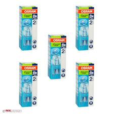 5 x Osram G9 Eco Ampoule des lampes halogènes 33W = 40W Lampe halogène 66733