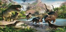 Dinosaur Animals Photo Vinyl Backdrops Studio Background Photography 20X10FT