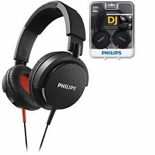 Philips GENUINE SHL3100 Headphones DJ Monitor Style, Assorted Colors -NEW Sealed