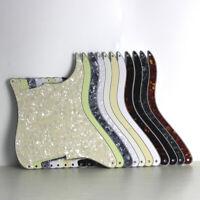 ST Gitarre Schlagbrett 4 Löcher Blanko Material Sheet für Strat Gitarre Brauch