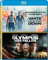 New Olympus Has Fallen / White House Down (Blu-ray)