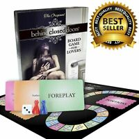 Sex Games Couples Foreplay Fun Board Card Game Dice Fantasy For Him and Her NEW