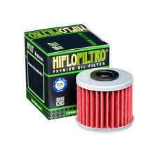 Filtre à huile (Transmission)  HifloFiltro HF117 HONDA NC700 S X 2012-2016