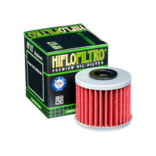 Filtre à huile (2eme) HF117 HONDA SXS1000 Pioneer 1000 M3 M5P 2016