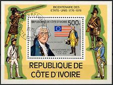 Ivorian Postage Stamps