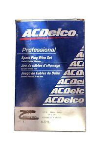 GM#88862383 Spark Plug Wire Set ACDelco Professional 9618V