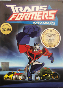 DVD ANIME Transformers Animated Sea 1&2 Vol.1-26 End ENGLISH DUBBED