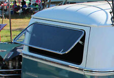 VW TYPE 2 BUS & BAYWINDOW 1964-1979 STAINLESS REAR SAFARI WINDOW KIT