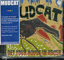 CD Album: Mudcat: get your house in order. music maker. B2