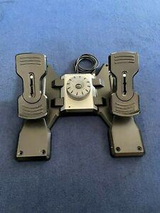 Saitek Rudder Pedals Pro Flight