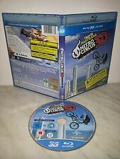 BLURAY / BLURAY 3D - NITRO CIRCUS - 2 IN 1