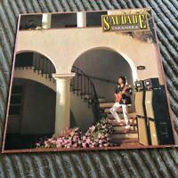 Masayoshi Takanaka / Saudade 1982 Kitty Records Japanese press LP City pop