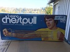 Vintage Fitness Collectible Display Dp Box Only Sign Wall Hanger