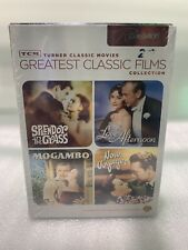 TCM TURNER CLASSIC MOVIES - GREATEST CLASSIC FILMS COLLECTION DVD - ROMANCE NEW