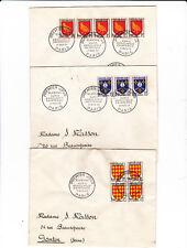 18138  Premier jour sur enveloppe ordinaire