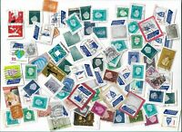 Netherlands postage stamps x 80, off paper, used (Batch 6)